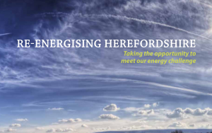 ReEnergising Herefordshire